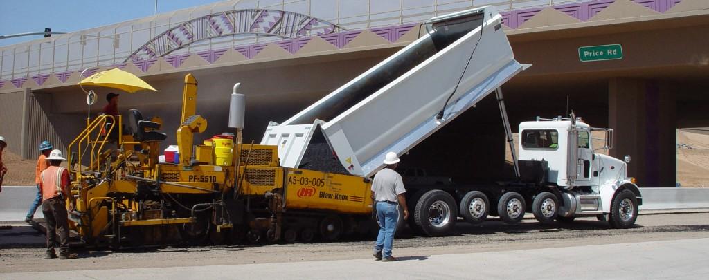 Otto Trucking Asphalt