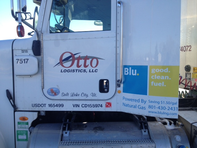Otto Trucking Liquid Propane