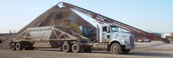 OTTO TRUCKING AGGREGATE SOURCING