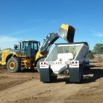 Otto Trucking welcomes NEW John Deere Loader